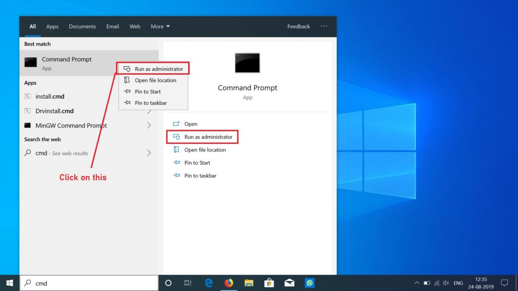 how to make Pendrive bootable for windows 10