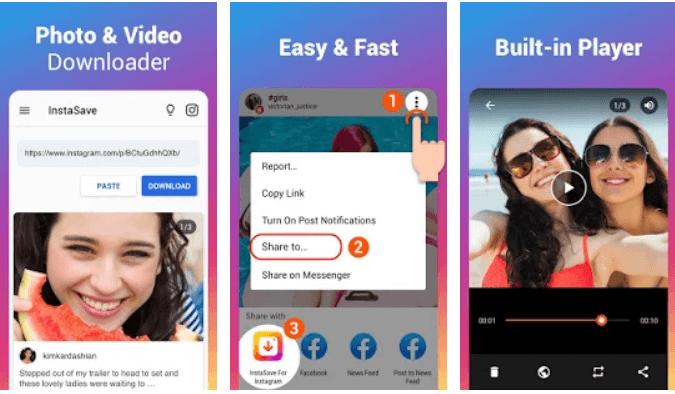 Photo & Video Downloader app for Instagram