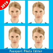 Passport Photo Editor