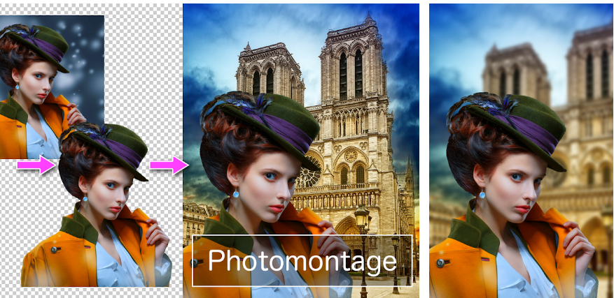 PhotoLayers- Superimpose, Background Eraser app for Android & iOS