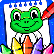 Colouring Games - Pre School Colouring Book for Kids