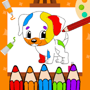 Learn to Draw - Paint by Art Colouring Book