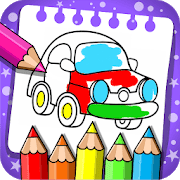 colouring-&-learn