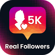 get real follower & likes for instagram