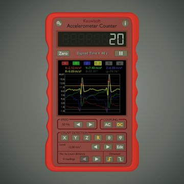 ACCELEROMETER ANALYZER