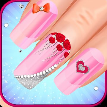 Nail art salon new polish game : game for girls