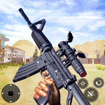 IGI Commando Gun Strike: free shooting game