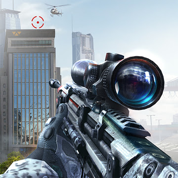 Sniper fury: online 3D FPS and sniper shooting game