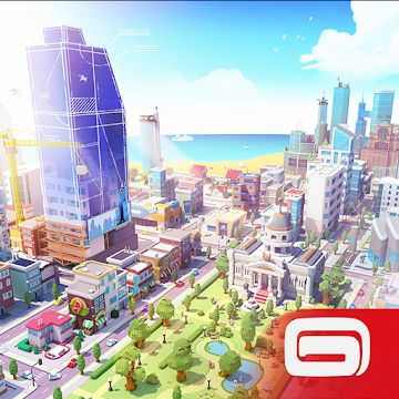 CITY MANIA TOWN BUILDING GAMES