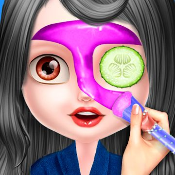 Cute girl fashion makeover makeup:game for girls